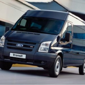 2006 Ford Transit. (04/25/2006)