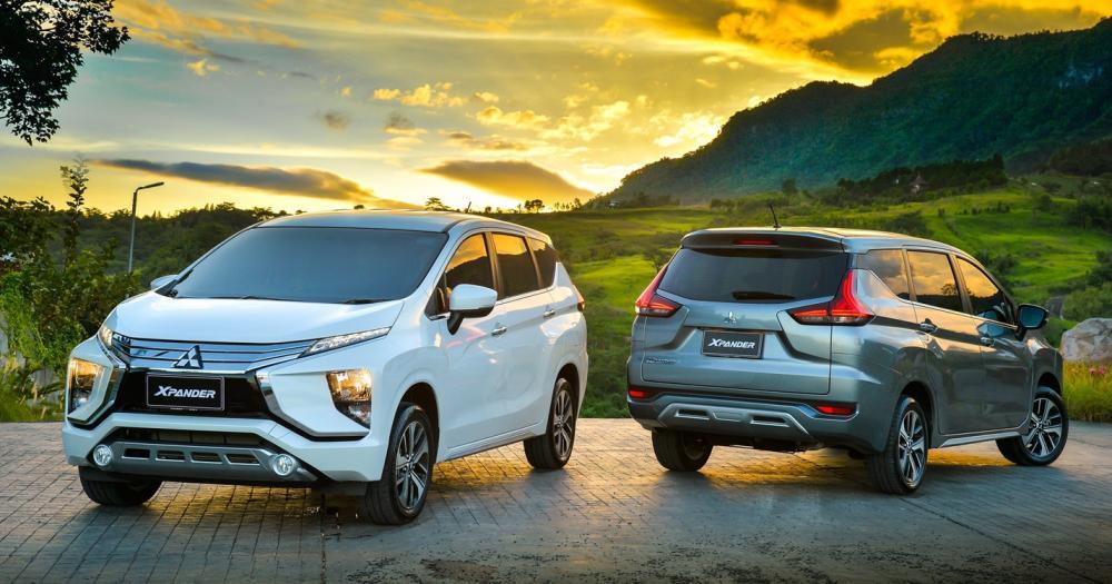 Cho thuê xe tự lái 7 chỗ Mitsubishi Xpander
