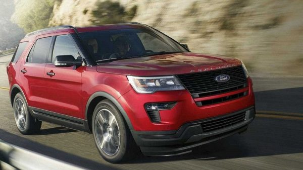 KHUYẾN MẠI THUÊ XE 7 CHỖ FORD EXPLORER THÁNG 9/2019