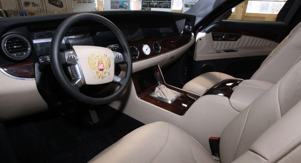 Khoang nội thất 7 chỗ Toyota Fortuner