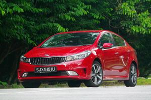Cho thuê xe 4 chỗ tự lái Kia Cerato K3