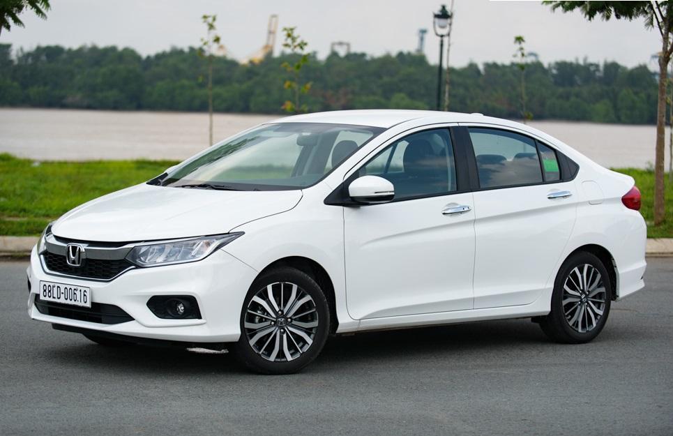 Cho thuê xe tự lái 4 chỗ Honda City | Thuê Xe Huy Đạt