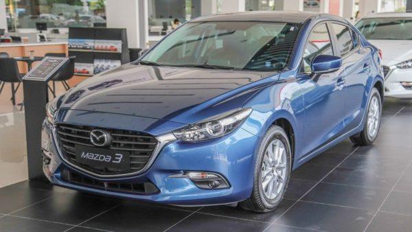 Mazda 3Sedan