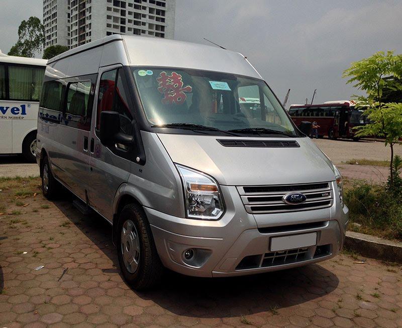 Những tiện ích bất ngờ của việc thuê xe 16 chỗ tại huyện Hóc Môn