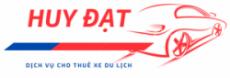 Logo thuê xe Huy đạt